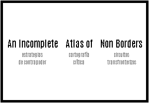 An Incomplete Atlas of Non-borders